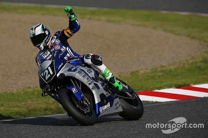 Pol Espargaro Yamaha ile Suzuka 8 Saat'e dönüyor