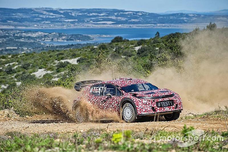 """Citroën - Les pilotes jugent """"incroyable"""" la nouvelle C3 WRC"""