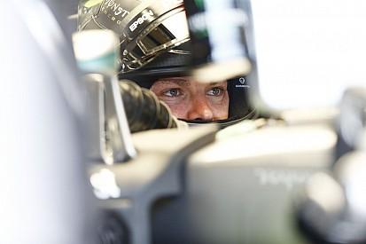 """Rosberg compte rester """"plusieurs années"""" chez Mercedes"""