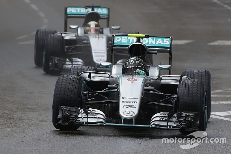 """Nico Rosberg will noch """"viele Jahre"""" bei Mercedes bleiben"""