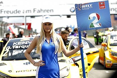 Fotogallery: quante belle ragazze sulla griglia del Nurburgring!