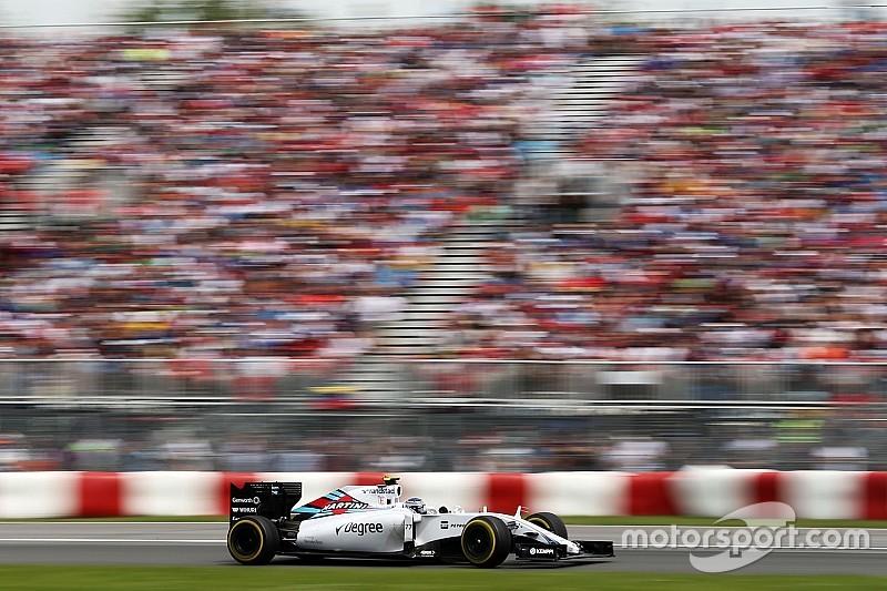 Une nouvelle section ajoutée à la tribune 12 du Grand Prix du Canada