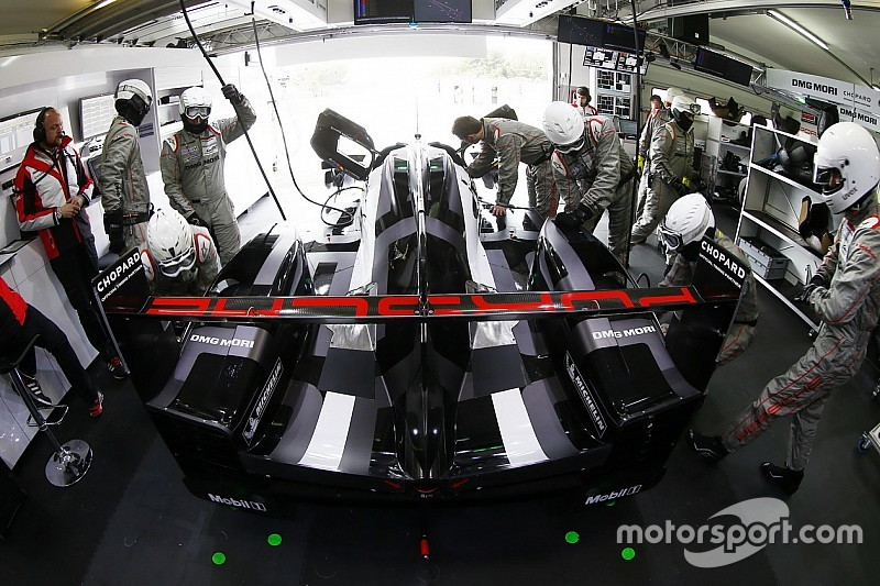 杜马斯:在勒芒LMP1厂队也不可能平安无事