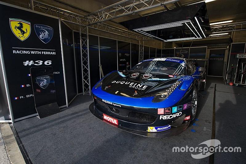 Le GT Tour sans les GT3 et les LMP3 ce week-end à Lédenon
