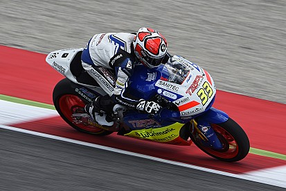 Alessandro Tonucci ed il Tasca Racing si separano prima di Barcellona