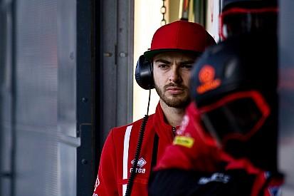 """فريق""""جي – درايف"""" يضمّ ستيفنز للمشاركة في سباق لومان 24 ساعة"""