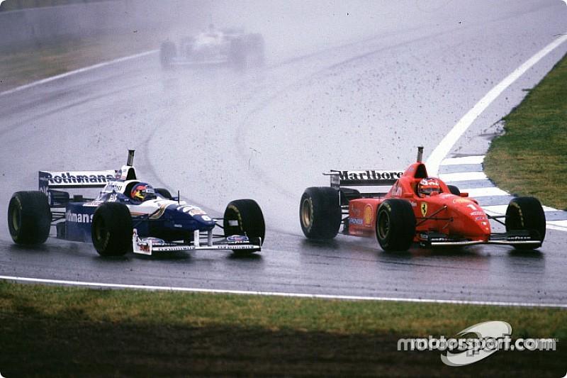 Se cumplen 20 años del primer triunfo de Schumacher con Ferrari