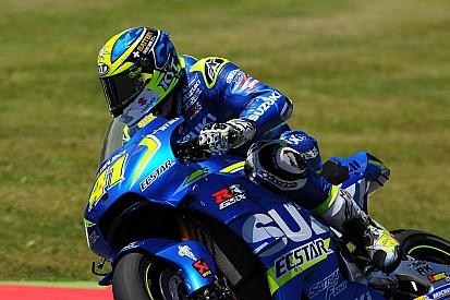Aleix Espargaró se dit frustré que Suzuki n'ait pas valorisé son travail