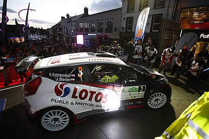 Kajetanowicz leads Azores Rally by a second after Day 1