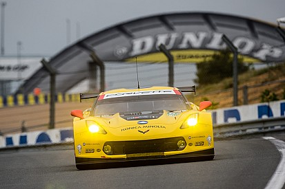 Pair of Chevrolet Corvette C7.Rs set to take part in eight hours of testing at Le Mans