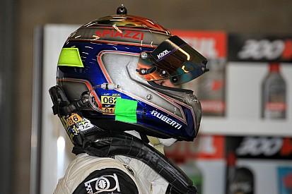 Após acidente em Hockenheim, Ruberti não corre em Le Mans