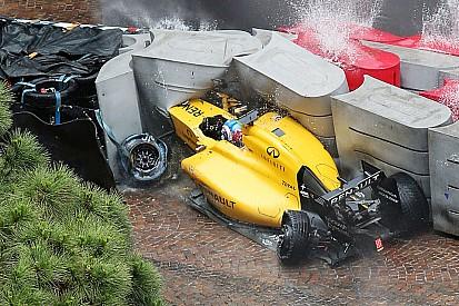 Palmer estrenará chasis en Canadá después del accidente de Mónaco