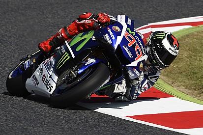 Lorenzo lidera sexta-feira na Catalunha; Rossi é sexto