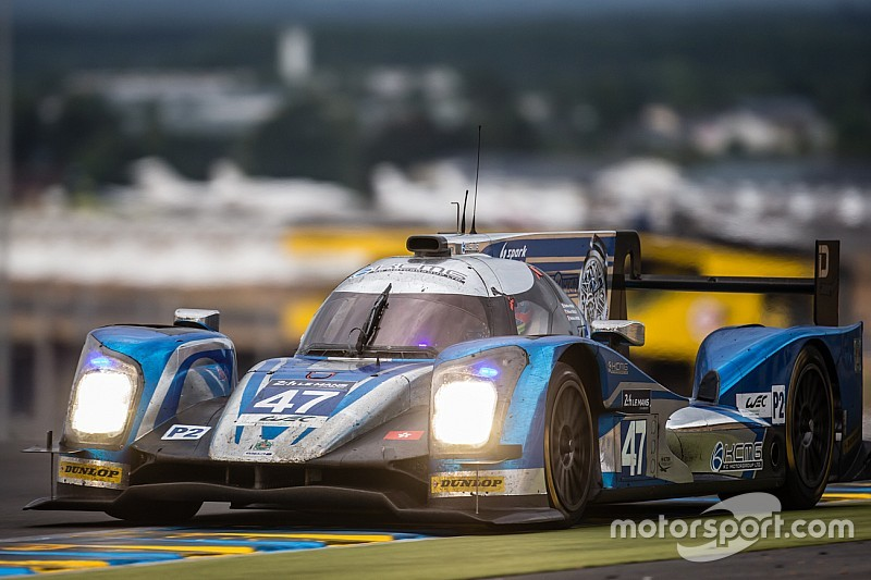 LMP2 victors KCMG make return to La Sarthe