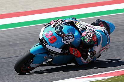 Essais Moto2 suspendus après l'accident de Luis Salom