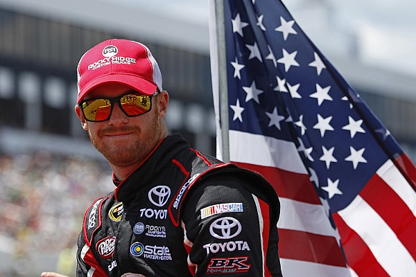 Jeb Burton gets Cup ride for Pocono days after losing Xfinity seat