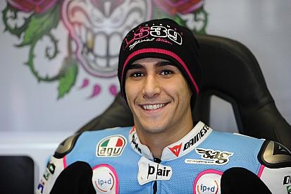 Moto2: Luis Salom Barcelona'daki kaza sonucu hayatını kaybetti