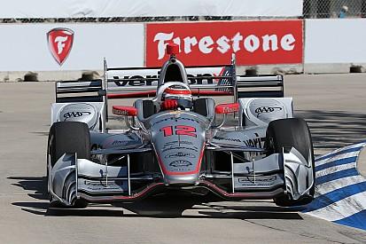 Will Power bestimmt IndyCar-Auftakt in Detroit