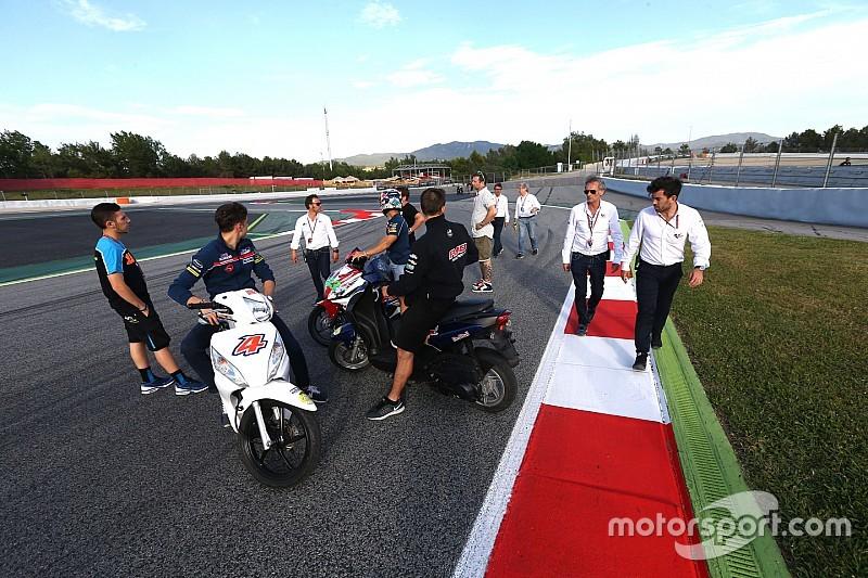 El Gran Premio sigue adelante con el trazado de F1