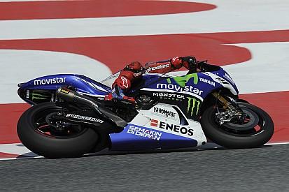 Le Grand Prix MotoGP se poursuit sur le tracé F1