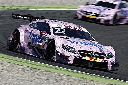 Lausitzring, Libere 1: Auer mette in fila quattro Audi. Mortara terzo