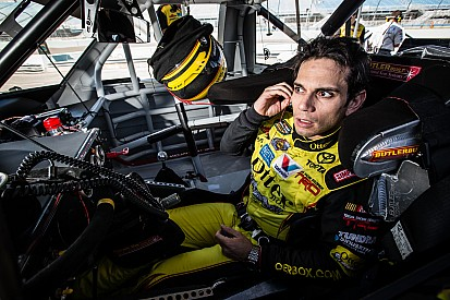 Após 19 meses, Germán Quiroga volta à NASCAR Truck Series