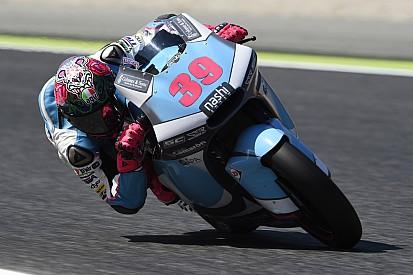 Médico da MotoGP detalha atendimento a Salom após acidente