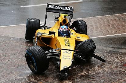 Palmer a aidé Renault à construire son nouveau châssis