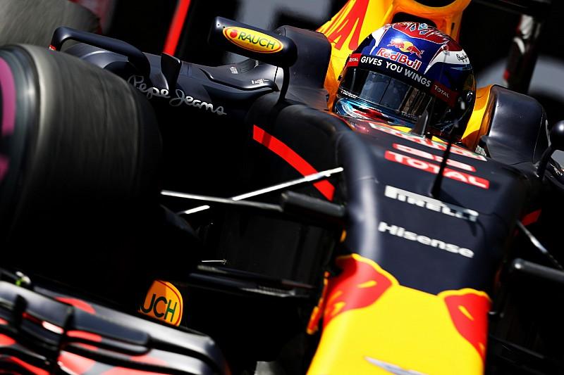 Verstappen vise le podium à Montréal