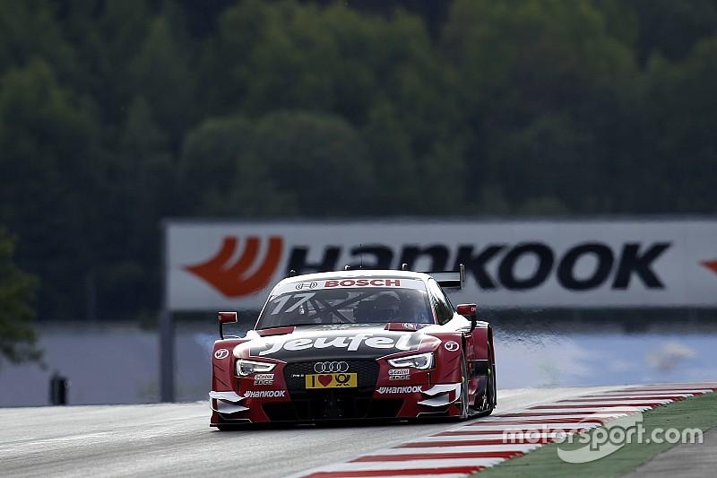 DTM Lausitzring: Molina op pole voor race 1