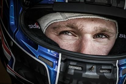 Catsburg invaller tijdens test voor 24 uur van Le Mans