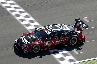 Molina comanda dobradinha da Audi em Lausitz; Farfus é 21°