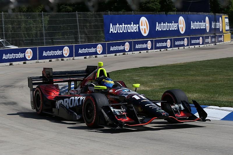 Course - Sébastien Bourdais l'emporte à Detroit!