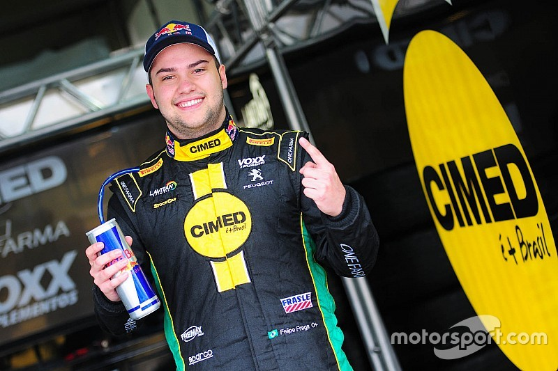 Brazilian V8 Stock Cars: Felipe Fraga flies in the end and takes pole position