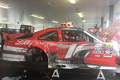 "Ryan Sieg calls Ryan Reed ""brain-dead"" after garage altercation"