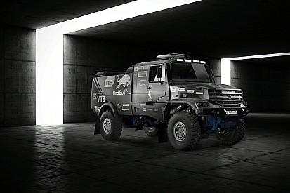 Galería: el Kamaz truck para el Dakar 2017