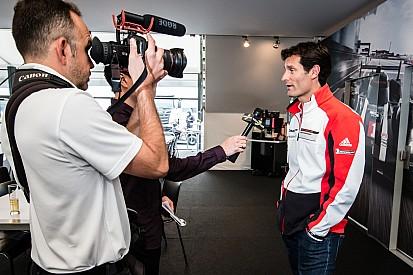 """Webber optimistisch: """"De snelheid en het vertrouwen is er"""""""