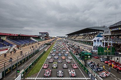Galería: los coches de las 24 Horas de Le Mans