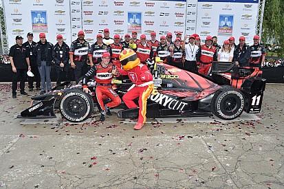 Sébastien Bourdais, un vainqueur surpris à Detroit!