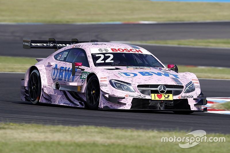 DTM Lausitzring: Auer pakt tweede DTM-pole