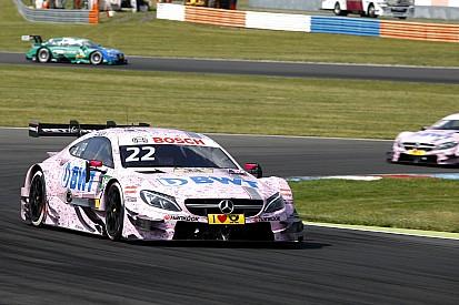 Lucas Auer e Christian Vietoris regalano la prima fila alla Mercedes