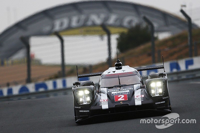 Porsche snelste tijdens ochtendsessie officiële Le Mans-test