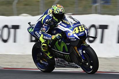 MotoGP第7戦カタルニアGP:ロッシが逆転勝利。2位マルケス。ロレンソはリタイア