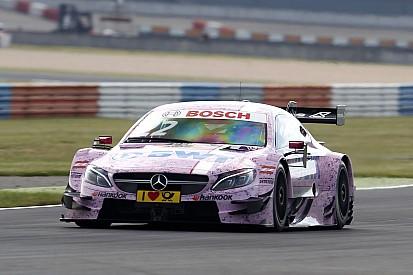Ауэр одержал дебютную победу в DTM
