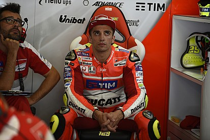 Após derrubar Lorenzo, Iannone larga em último em Assen