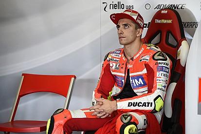 Iannone assure ne pas avoir exagéré son freinage