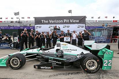 Pagenaud in pole in gara 2 a Detroit grazie alla penalità di Power