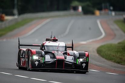 Audi domina en Le Mans, con García y Merhi liderando sus equipos