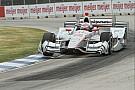 IndyCar в Детройті. Пауер виграє другу гонку