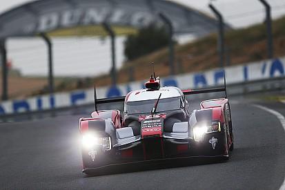 ル・マン公式テストデー:8号車アウディが首位。トヨタは5位&6位